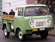 Willys FC150 Truck 1963