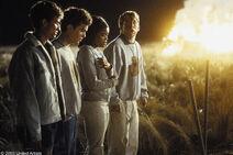 Jack Jr, Jonny, Chelsea and Bucky