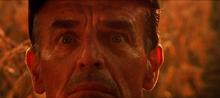 Jack Taggart watching in horror as Billy is taken