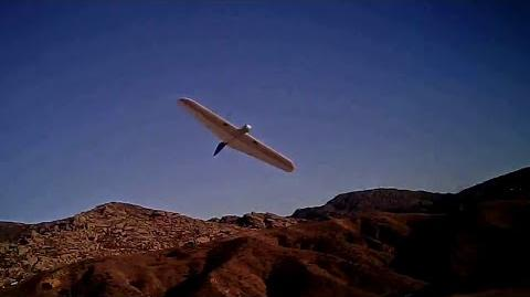 J-76 Scratchbuilt KFm SAL DLG Slope RC Glider Maiden Flight
