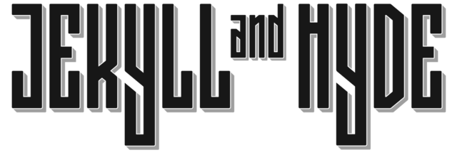 File:Jekyll and Hyde logo horizontal.png