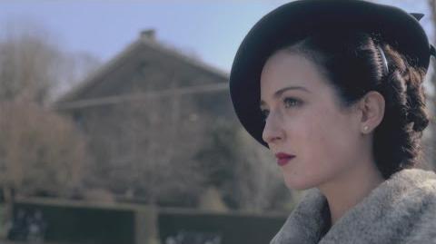 Stephanie Hyam is Lily Clarke