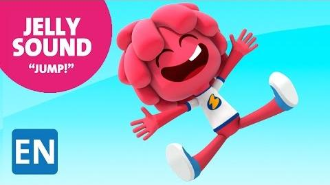 JUMP NOW! Jelly Jamm Songs for Kids Nursery Rhymes Collection by Jelly Jamm