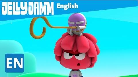 Jelly Jamm English. Sensei Dodo. Children's animation series. S02 - E54