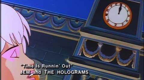 Jem y Las Holograms - El Tiempo Ya Se Va - 01