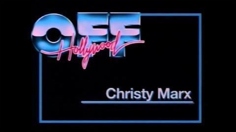 Off Hollywood - Christy Marx - 01