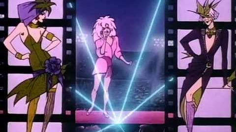 Jem y Las Holograms & Las Misfits - Tema De Jem - 01