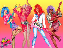 Jem and The Holograms - 01