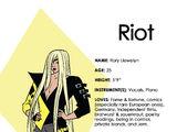 Riot (comics)