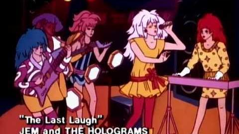 HQ Jem - The Last Laugh (160 187)