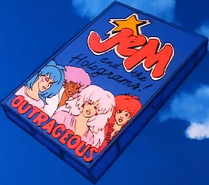 Jem and The Holograms - Outrageous - 01