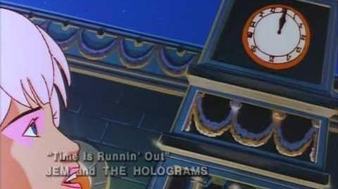 Jem e As Hologramas - Tempo Está Passando - 01