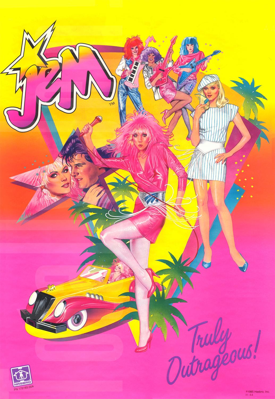 Jem Tv Series Jem Wiki Fandom Powered By Wikia
