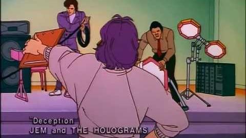 Jem y Las Holograms - Decepción - 01