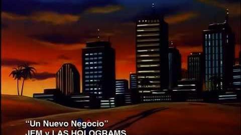 Jem y Las Holograms - Un Nuevo Negocio - 01