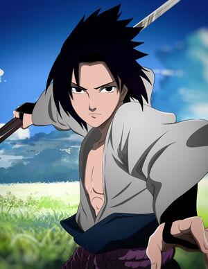 Sasuke uchiha by drlinux-d4vvjk3