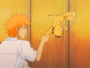 Bleach Episode 7 - (8) Kon is born