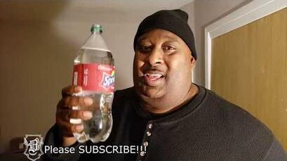 2 Liter Sprite Cranberry Chug in Under a Minute!