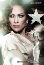 Love and light perfume ad