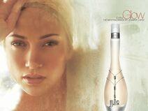 Glow jennifer lopez perfume ad