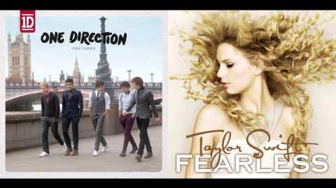 One Direction vs. Taylor Swift - One Love Story