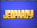 Jeopardy! Season 8 Logo