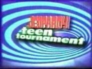 Jeopardy! Teen Tournament Season 16 Logo-A