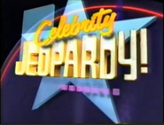 Celebrity Jeopardy! Season 13 Logo-A
