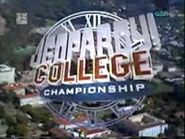 Jeopardy! College Championship Season 14 Logo