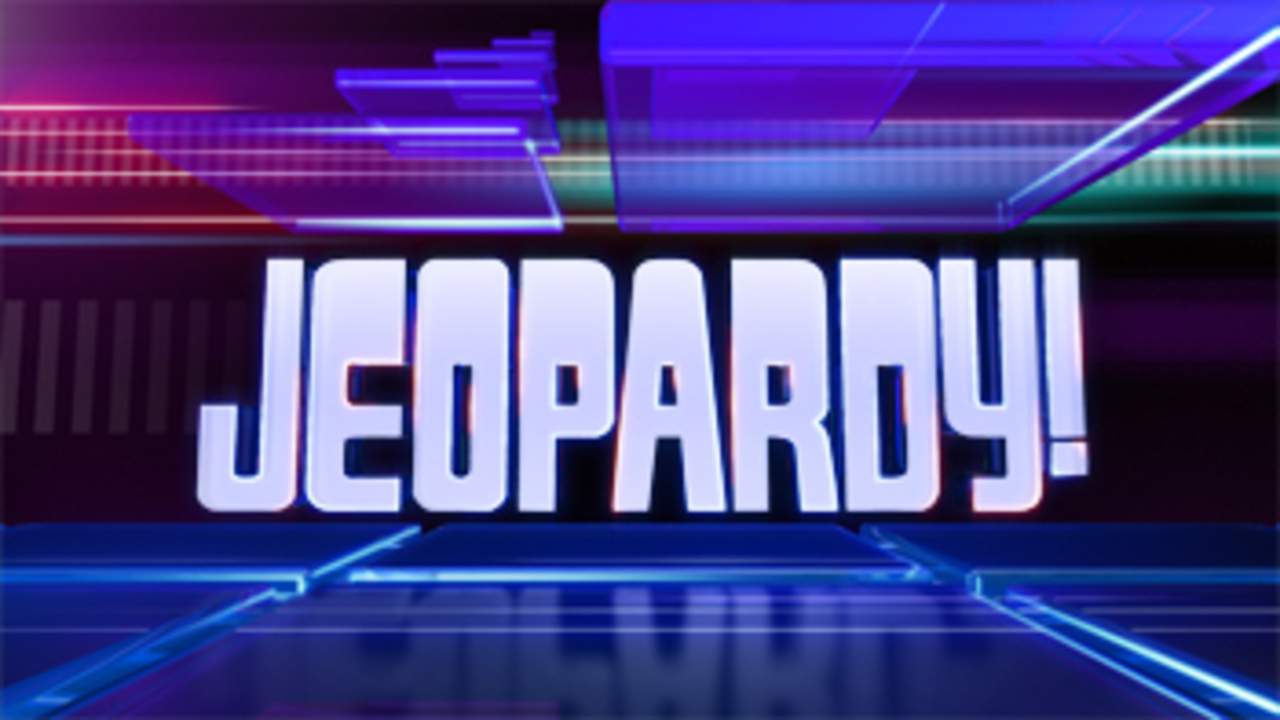 Jeopardy! Season 27 Logo