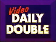 Jeopardy! S15 Video Daily Double Logo-A