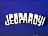Jeopardy! Season 4 Logo
