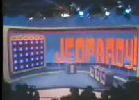 Jeopardy Set 1984-1985