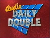Jeopardy! S14 Audio Daily Double Logo