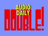 Jeopardy! S1 Audio Daily Double Logo