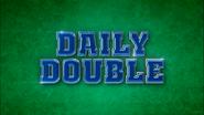 Sports Jeopardy! Daily Double S1 Logo