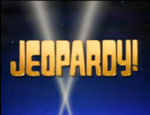 Jeopardy! Season 9 Logo