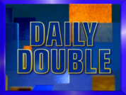 Jeopardy! S22 Daily Double Logo