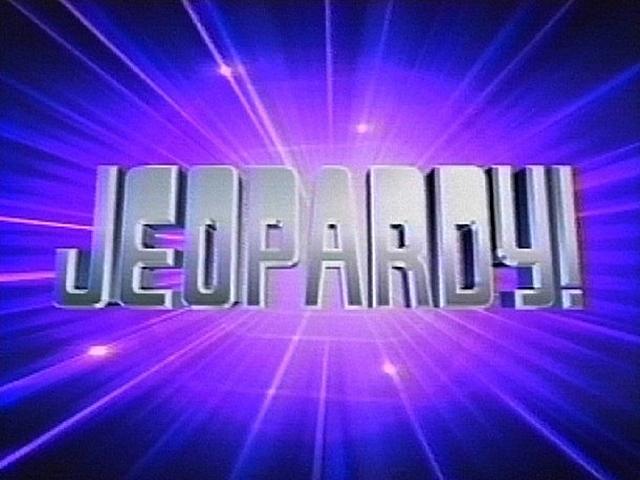 Jeopardy! Season 19 Logo