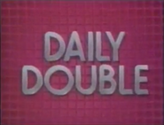 Jeopardy! S8 Daily Double Logo-C