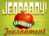 Jeopardy! Teachers Tournament