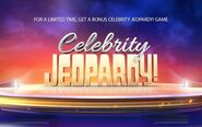 Celebrity Jeopardy! Season 31 Logo