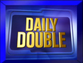 Jeopardy! S18 Daily Double Logo