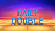 Jeopardy! S32 Daily Double Logo