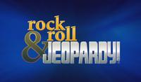 Rock & Roll Jeopardy Logo