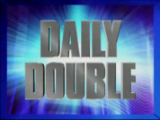 Jeopardy! S21 Daily Double Logo