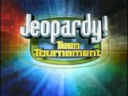 Jeopardy! Teen Tournament Season 18 Logo
