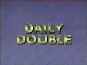 Jeopardy! S3 Daily Double Logo-C