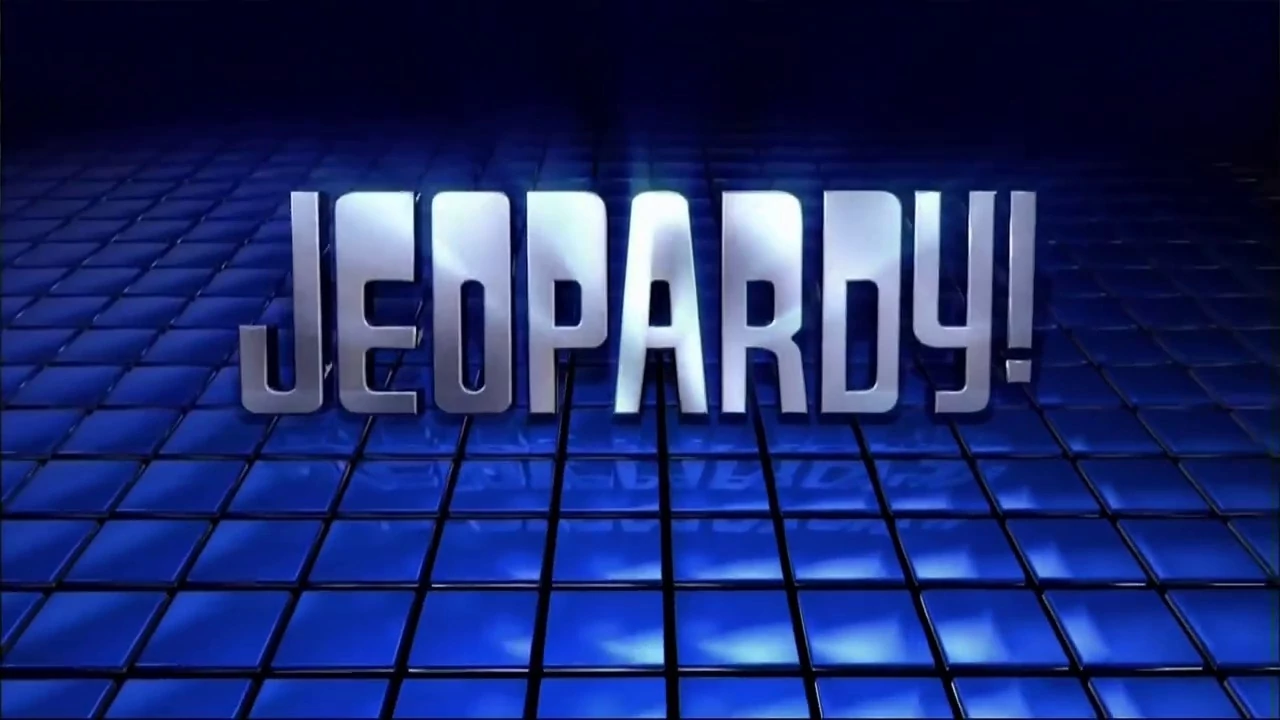 Jeopardy! Season 25 Logo