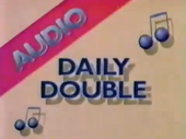 Jeopardy! S4 Audio Daily Double Logo-B